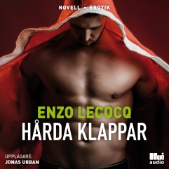 Hårda klappar audio cover